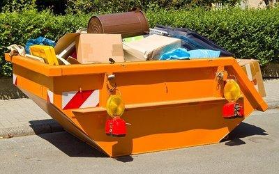 Grond- & Afbraakwerken Broekx - Containerverhuur